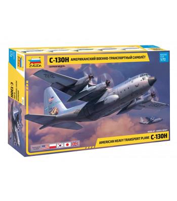 1:72 ТРАНСПОРТЕН САМОЛЕТ  C-130 H