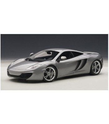 McLaren MP4-12C (metallic silver) 2011