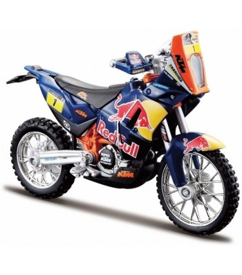 2013 KTM 450 Rally #1 Cyril Desires Dakar Rally, blue