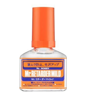 T-105 Забавител на съхнене на боите от серията Mr. Color Mr. Retarder mild (40 ml)