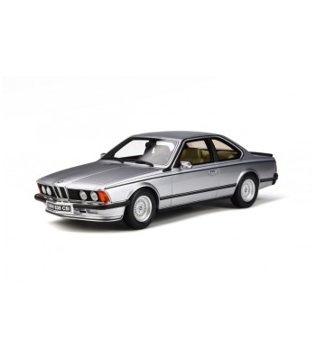 BMW E24 635 CSI POLARIS NEU MET 2C