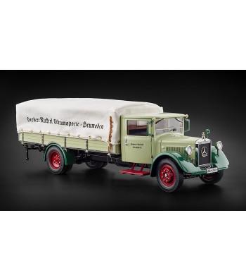 Mercedes-Benz LO 2750 Truck with tarpaulin, 1933-1936