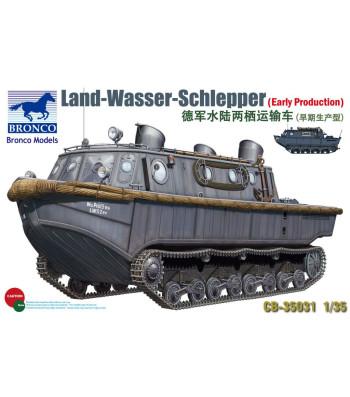 1:35 Германски брониран влекач амфибия LandWasserSchlepper (Early Prod.)