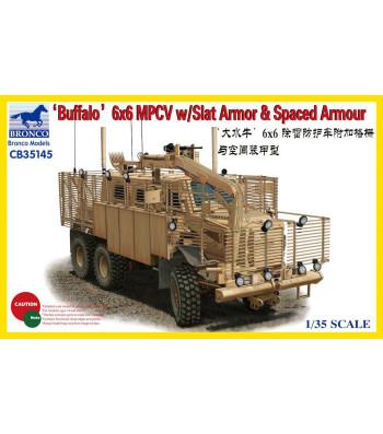 1:35 Бронирана транспортна инженерна машина 'BUFFALO' 6x6 MPCV