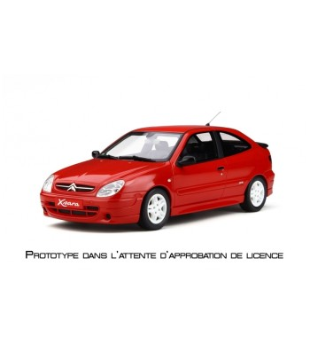 CITROEN XSARA PHASE I SPORT RED