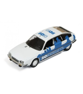 Citroen CX 1983 (SAD-Salon des Artiste D e Corateurs) Blue
