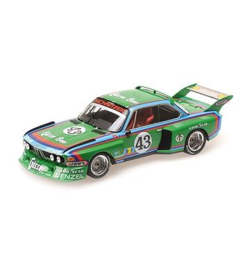 BMW 3.5 CSL BMW-SCHNITZER – QUESTER/KREBS/PELTIER – 24H LE MANS 1976