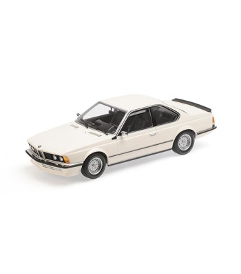 BMW 635 CSI - 1982 - WHITE