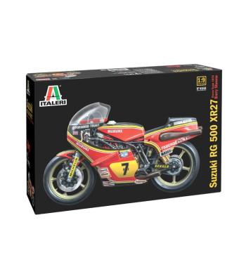 1:9 Мотоциклет SUZUKI RG500 XR27 (Team Heron Barry Sheene 1978)