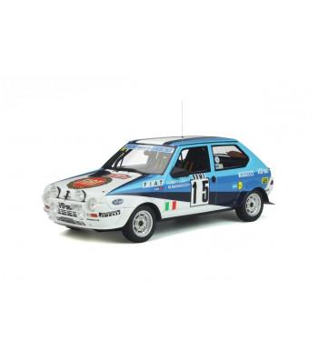 FIAT RITMO ABARTH GR.2  MONTE CARLO 1980
