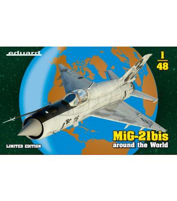 1:48 Съветски изтребител MiG-21bis - лимитирано издание