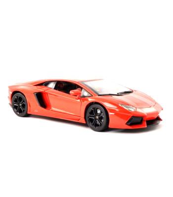 Lamborghini Aventador LP700-4 - Metallic Dark Orange