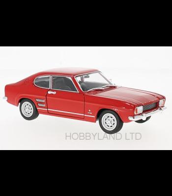 Ford Capri I 1600 GT XLR, red, 1969