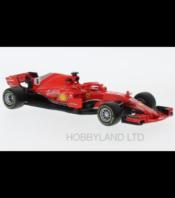 Ferrari SF71-H, No.5, formula 1 S.Vettel