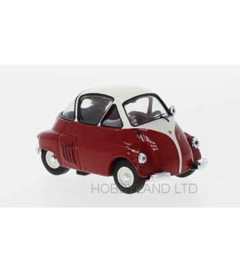 ISO Isetta, red/white, 1955
