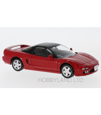 Honda NSX, red, RHD, 1990