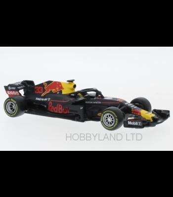 Red Bull Tag Heuer RB 14, No.33, Red Bull, Formel 1, M.Verstappen, 2018