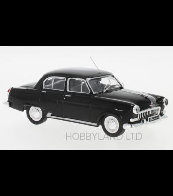 Wolga M21, black, 1960