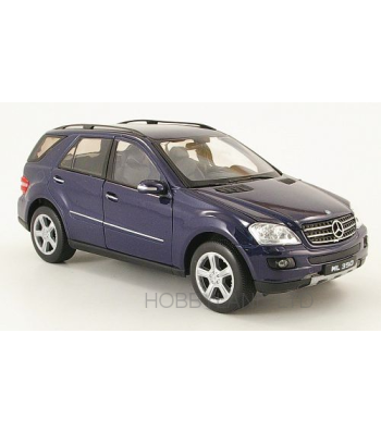 Mercedes ML 350 (W164), dark blue, without showcase