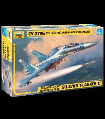 1:72 Съветски изтребител Сухой Су-27УБ /SU-27 UB/