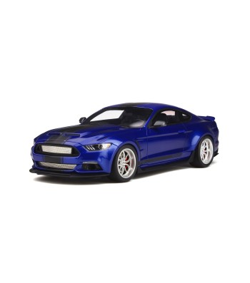 FORD SHELBY GT-350 (WIDE BODY) DEEP IMPACT BLUE