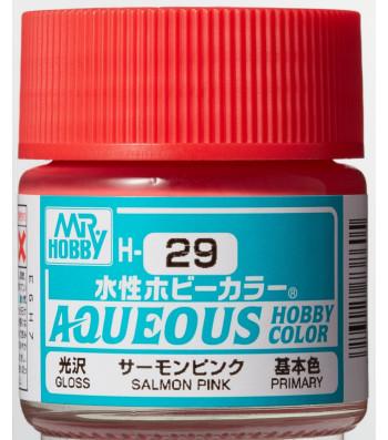H-029 Gloss Salmon Pink (10ml) - Mr. Color