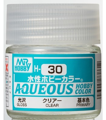 H-030 Gloss Clear (10ml) - Mr. Color