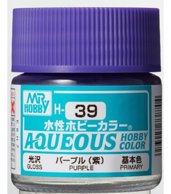 H-039 Purple (10ml) - Mr. Color