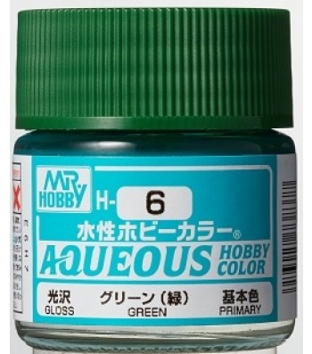 H-006 Green (10ml) - Mr. Color
