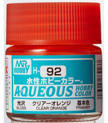 H-092 Gloss Clear Orange (10ml) - Mr. Color