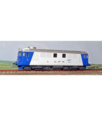 13000 Дизелов локомотив тип 060 DA, CFR, епоха V