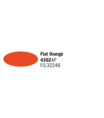 Flat Orange - Акрилна боя за моделизъм (20 ml)