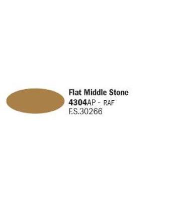 Flat Middle Stone - Акрилна боя за моделизъм (20 ml)