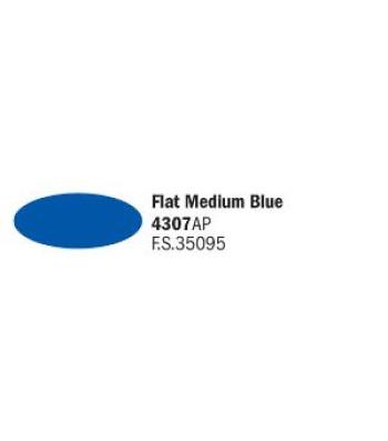 Flat Medium Blue - Акрилна боя за моделизъм (20 ml)
