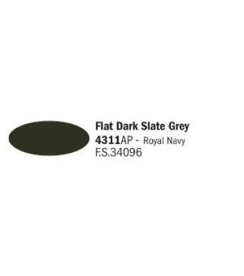 Flat Dark  Slate Grey - Акрилна боя за моделизъм (20 ml)