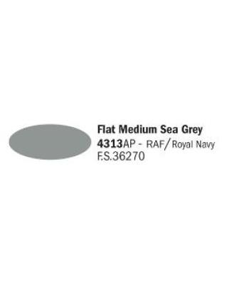 Flat Medium  Sea Grey - Акрилна боя за моделизъм (20 ml)