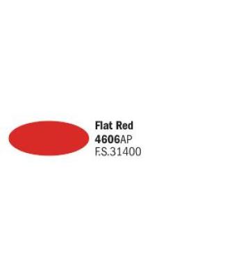 Flat Red - Акрилна боя за моделизъм (20 ml)