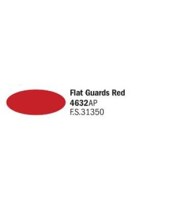 Flat Guards Red - Акрилна боя за моделизъм (20 ml)