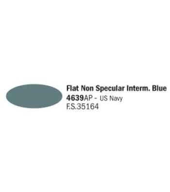 Flat Non Specular Intermed. Blue - Акрилна боя за моделизъм (20 ml)