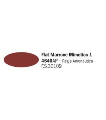 Flat Marrone Mimetico 1 - Акрилна боя за моделизъм (20 ml)