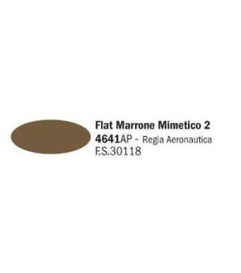 Flat Marrone Mimetico 2 - Акрилна боя за моделизъм (20 ml)