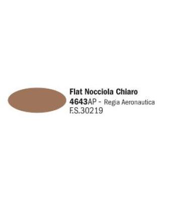 Flat Nocciola Chiaro - Акрилна боя за моделизъм (20 ml)