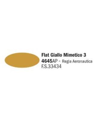 Flat Giallo Mimetico 3 - Акрилна боя за моделизъм (20 ml)