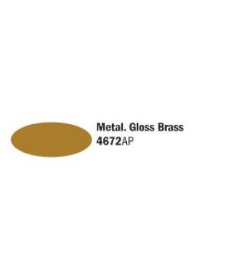 Gloss Brass - Акрилна боя за моделизъм (20 ml)