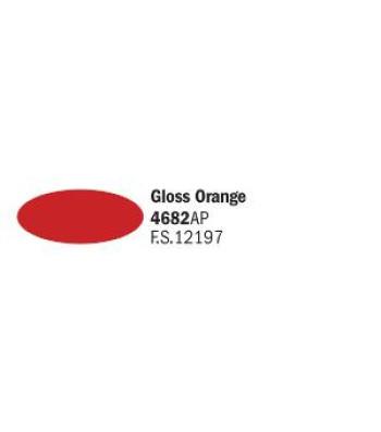 Gloss Orange - Акрилна боя за моделизъм (20 ml)