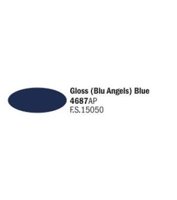 Gloss (Blu Angels) Blue - Акрилна боя за моделизъм (20 ml)