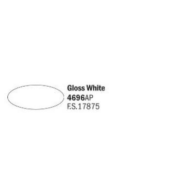 Gloss White - Акрилна боя за моделизъм (20 ml)