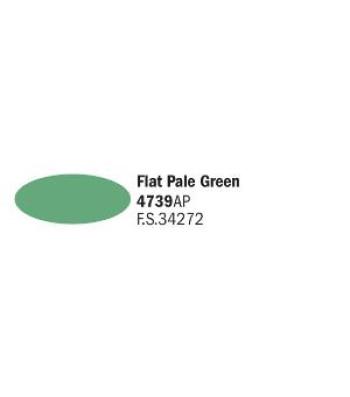Flat Pale Green - Акрилна боя за моделизъм (20 ml)