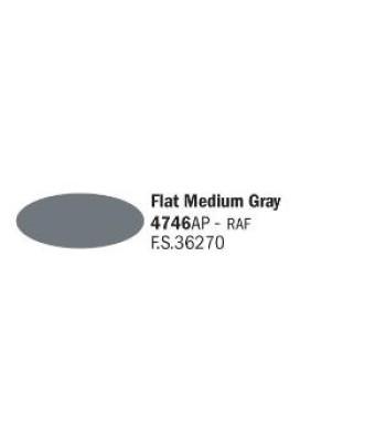 Flat Medium Gray - Акрилна боя за моделизъм (20 ml)