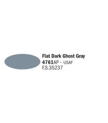 Flat Dark Ghost Gray - Акрилна боя за моделизъм (20 ml)